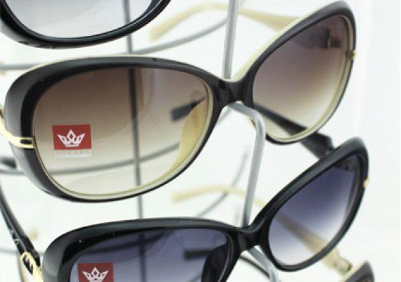 ME026 – Expositor de vitrine para 6 óculos