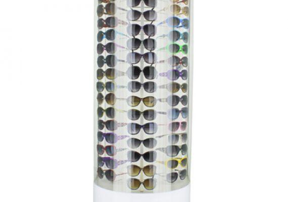 ME050 – Expositor de chão para 54 óculos (linha premium)