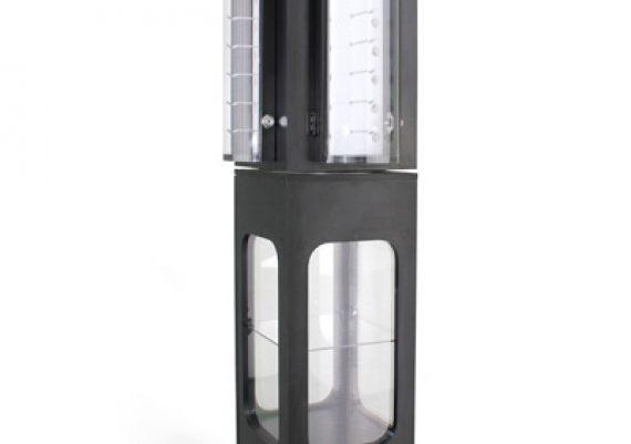 ME077 – Expositor giratório de chão para 36 óculos