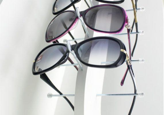 ME080 – Expositor giratório de chão para 72 óculos