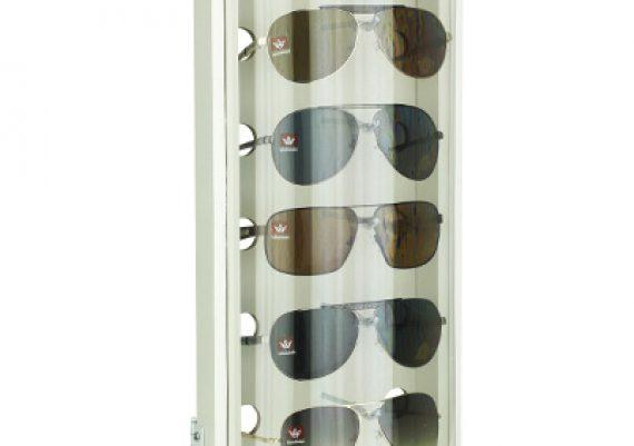 ME141 – Expositor de balcão para 6 óculos